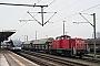 """MaK 1000698 - DB Schenker """"295 016-0"""" 06.01.2006 - ItzehoeTomke Scheel"""
