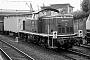 """MaK 1000699 - DB """"291 017-2"""" 24.09.1983 - Hamburg-HarburgStefan Motz"""