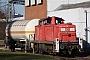 """MaK 1000700 - DB Schenker """"295 018-6"""" 08.03.2011 - Kiel-DietrichsdorfBerthold Hertzfeldt"""