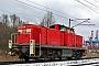 """MaK 1000700 - DB Schenker """"295 018-6"""" 23.01.2013 - Hamburg-WaltershofEdgar Albers"""