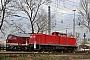 "MaK 1000700 - DB Schenker ""295 018-6"" 28.11.2013 - Hamburg, Bahnhof Hohe-SchaarBerthold Hertzfeldt"