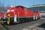 "MaK 1000701 - DB Cargo ""295 019-4"" 22.03.2003 - Hamburg-Wilhelmsburg, BahnbetriebswerkChristian Protze"