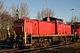 "MaK 1000701 - Railion ""295 019-4"" 25.12.2005 - KielTomke Scheel"