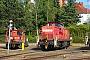 "MaK 1000701 - DB Cargo ""295 019-4"" 31.05.2020 - Osnabrück, BahnbetriebswerkPeter Wegner"