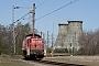 "MaK 1000702 - Railion ""295 020-2"" 14.04.2007 - Hamburg, Hohe SchaarGunnar Meisner"