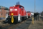 "MaK 1000703 - DB Cargo ""295 021-0"" 22.03.2003 - Hamburg-Wilhelmsburg, BahnbetriebswerkChristian Protze"