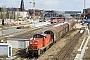 """MaK 1000703 - Railion """"295 021-0"""" 07.04.2006 - Lübeck, HauptbahnhofNahne Johannsen"""