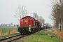 """MaK 1000703 - Railion """"295 021-0"""" 26.04.2006 - bei WilsterStefan Motz"""