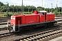 """MaK 1000703 - DB Schenker """"295 021-0"""" 09.08.2013 - Seevetal-Maschen, RangierbahnhofKlaus Schulmann"""