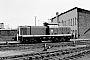 "MaK 1000703 - DB ""291 021-4"" 07.04.1976 - Hamburg-Harburg, BahnbetriebswerkDr. Günther Barths"
