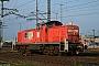 "MaK 1000703 - DB Cargo ""295 021-0"" 20.06.2017 - Hamburg, Alte SüderelbeRik Hartl"