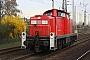"""MaK 1000705 - DB Schenker """"295 023-6"""" 12.04.2010 - WunstorfThomas Wohlfarth"""