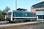 """MaK 1000706 - DB """"291 024-8"""" 21.09.1991 - Hamburg-WilhelmsburgJürgen Steinhoff"""