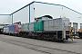 """MaK 1000706 - B & V Leipzig """"295 024-4"""" 20.01.2014 - DuisburgJörg van Essen"""