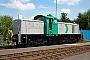 "MaK 1000707 - B & V Leipzig ""295 025-1"" 14.08.2012 - Duisburg-Duissern, duisport railMalte Werning"