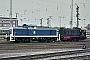 "MaK 1000708 - DB ""291 026-3"" 10.06.1975 - Bremen HbfHinnerk Stradtmann"