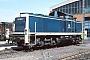 """MaK 1000711 - DB """"291 029-7"""" 14.06.1986 - Hamburg-Wilhelmsburg, BahnbetriebswerkJürgen Steinhoff"""