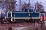 """MaK 1000712 - DB """"291 030-5"""" __.04.1981 - Hamburg-EidelstedtErnst Lauer"""