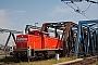 "MaK 1000715 - DB Schenker ""291 033-9"" 29.06.2011 - Hamburg-WaltershofBerthold Hertzfeldt"