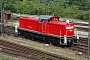 """MaK 1000715 - DB Schenker """"291 033-9"""" 29.07.2009 - Maschen, RangierbahnhofJulius Kaiser"""
