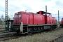 """MaK 1000717 - DB Cargo """"291 035-4"""" 18.04.2003 - Hamburg-WilhelmsburgRalf Lauer"""