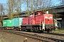 """MaK 1000718 - DB Schenker """"291 036-2"""" 27.03.2014 - Hamburg-WaltershofEdgar Albers"""