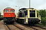 """MaK 1000719 - Railsystems """"291 037-0"""" 05.05.2017 - Dresden-FriedrichstadtSteffen Kliemann"""