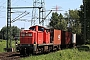 "MaK 1000720 - DB Schenker ""291 038-8"" 07.06.2013 - Hamburg-Waltershof, Anschluss Eurogate/BurkhardkaiBerthold Hertzfeldt"