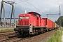 "MaK 1000720 - DB Schenker ""291 038-8"" 24.07.2014 - Hamburg-WaltershofPatrick Bock"