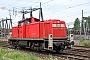 "MaK 1000720 - DB Schenker ""291 038-8"" 24.07.2014 - Hamburg-WaltershofJens Vollertsen"