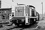 """MaK 1000721 - DB """"291 039-6"""" 18.04.1976 - Hamburg-Harburg"""