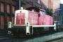 """MaK 1000723 - DB AG """"290 408-4"""" 21.09.1996 - Köln-Deutz, BetriebshofMarkus Hilt"""