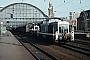 "MaK 1000724 - DB ""291 051-1"" 09.07.1982 - Bremen HauptbahnhofNorbert Lippek"