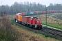 """MaK 1000725 - Railion """"295 052-5"""" 10.12.2005 - Bremerhaven, FreihafenMalte Werning"""