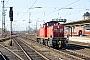 """MaK 1000725 - DB Schenker """"295 052-5"""" 29.03.2011 - Bremen, HauptbahnhofJens Vollertsen"""