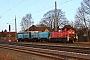 """MaK 1000725 - DB Schenker """"295 052-5"""" 13.02.2014 - LangwedelHeinrich Hölscher"""