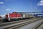 """MaK 1000729 - DB Cargo """"291 056-0"""" 15.06.2000 - Sassnitz, Fährhafen Werner Schwan"""