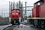 """MaK 1000730 - Railion """"295 057-4"""" 20.11.2004 - Bremen, Bahnbetriebswerk RangierbahnhofMalte Werning"""