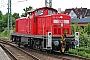 """MaK 1000730 - DB Schenker """"295 057-4"""" 06.07.2010 - NeumünsterJens Vollertsen"""