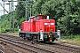 """MaK 1000730 - DB Schenker """"295 057-4"""" 23.07.2010 - Hamburg-HarburgJens Vollertsen"""