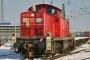 """MaK 1000732 - Railion """"295 059-0"""" 12.03.2006 - Bremerhaven-KaiserhafenCarsten Kathmann"""