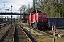 """MaK 1000732 - DB Schenker """"295 059-0"""" 08.03.2014 - Lingen (Ems)Julius Kaiser"""