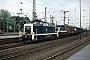 "MaK 1000734 - DB ""291 061-0"" 22.05.1981 - Bremen HauptbahnhofNorbert Lippek"