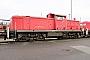 """MaK 1000735 - DB Schenker """"295 062-4"""" 18.01.2014 - Seevetal-Maschen, RangierbahnhofAndreas Kriegisch"""