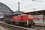 """MaK 1000737 - DB Schenker """"295 064-0"""" 06.06.2011 - Bremen, HauptbahnhofWerner Schwan"""