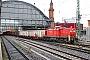 """MaK 1000737 - DB Schenker """"295 064-0"""" 24.05.2011 - Bremen, HauptbahnhofJens Vollertsen"""