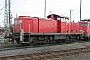 """MaK 1000738 - Railion """"295 065-7"""" 10.04.2007 - Darmstadt, Railion BetriebshofErnst Lauer"""