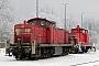 """MaK 1000738 - DB Schenker """"295 065-7"""" 19.12.2010 - KielTomke Scheel"""