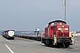 """MaK 1000738 - DB Schenker """"295 065-7"""" 16.04.2011 - Kiel, OstuferhafenTomke Scheel"""