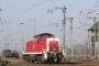 """MaK 1000744 - DB Cargo """"295 071-5"""" 27.02.2003 - Bremen, RangierbahnhofCarsten Kathmann"""